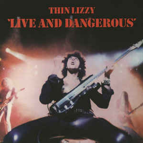 Thin Lizzy - Live And Dangerous - 2LP *NEW*