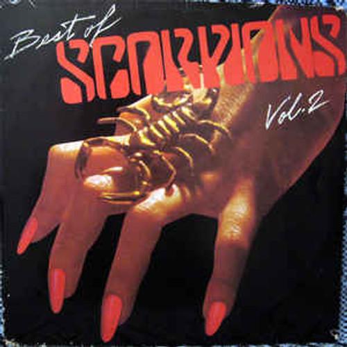 Scorpions – Best Of Scorpions, Vol. 2 (NZ) - LP *USED*