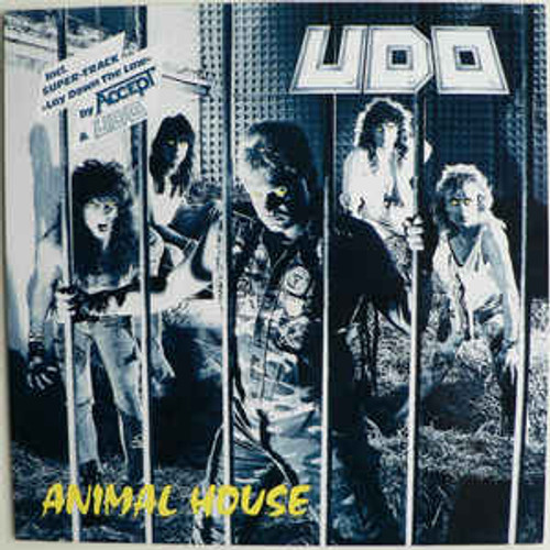 U.D.O. (2) – Animal House (EU) - LP *USED*