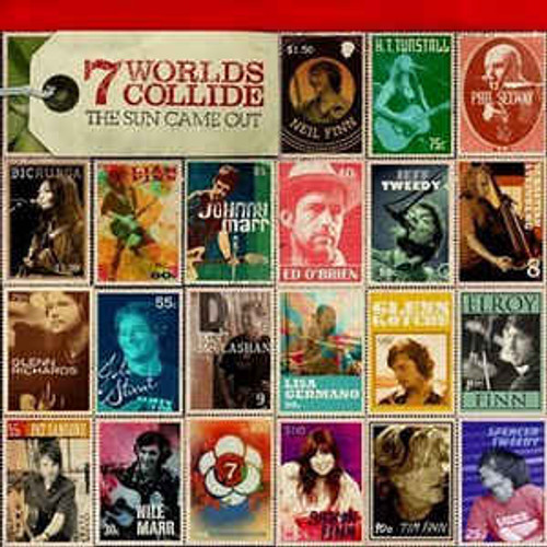 7 Worlds Collide ‎– The Sun Came Out - 2CD *NEW*