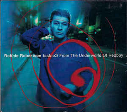 Robbie Robertson – Contact From The Underworld Of Redboy - CD *NEW*