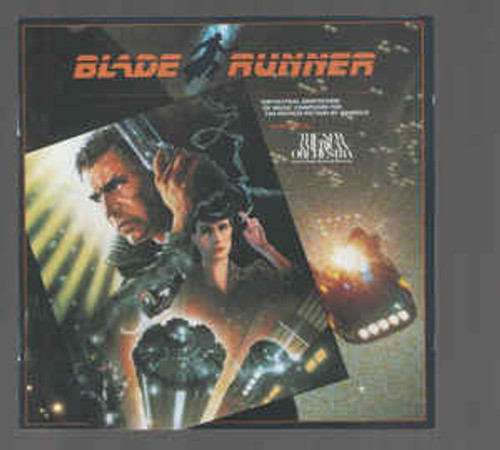 Blade Runner (Orchestral Adaptation Of Music Composed For The Motion Picture By Vangelis) - Soundtrack - CD *NEW*