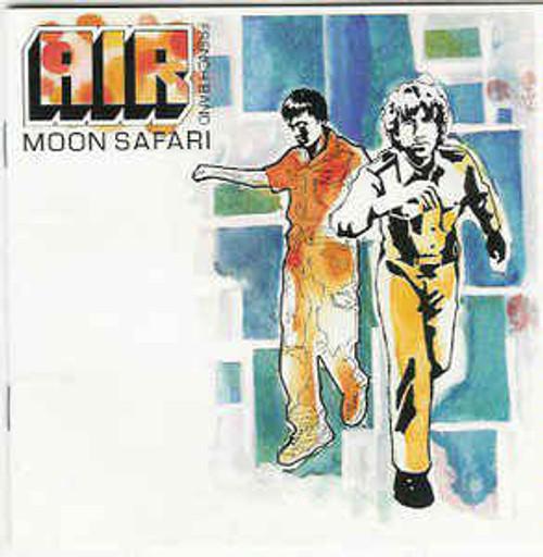 AIR French Band* – Moon Safari - CD *NEW*