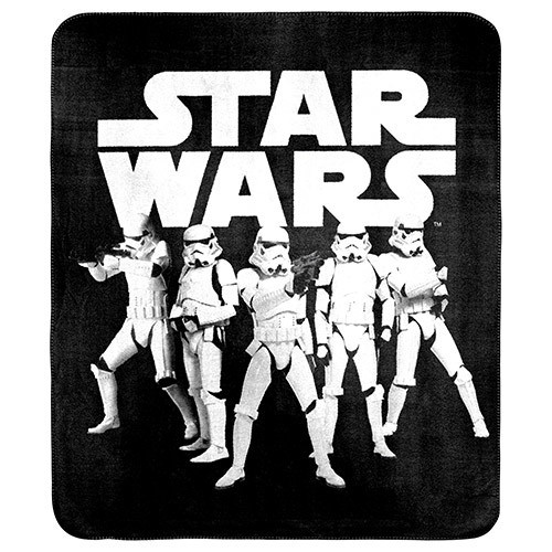 Star Wars Stormtroopers Throw *NEW*