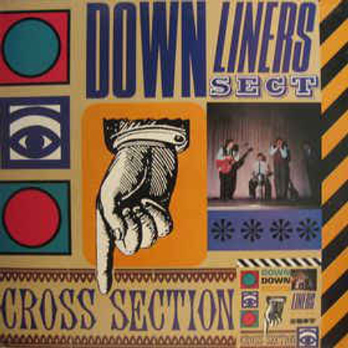 Downliners Sect ‎– Cross Section - LP *USED*