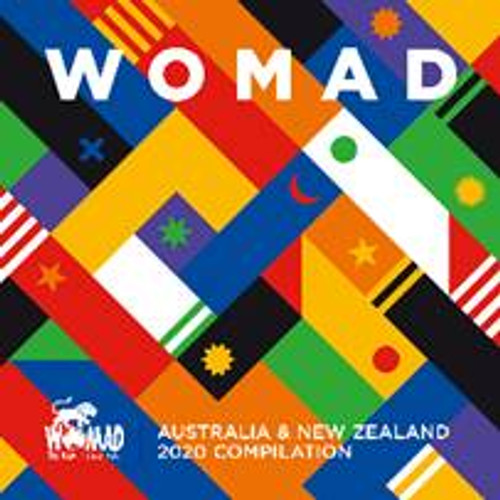WOMAD 2020 - The World's Festival - Various - CD *NEW*