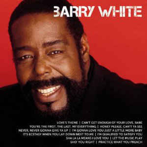 Barry White – Icon - CD *NEW*