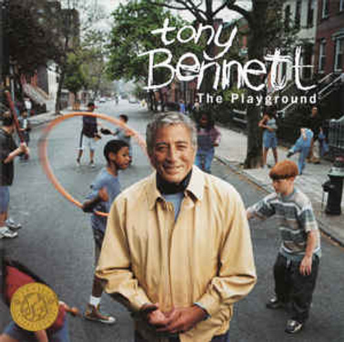 Tony Bennett ‎– The Playground - CD *NEW*