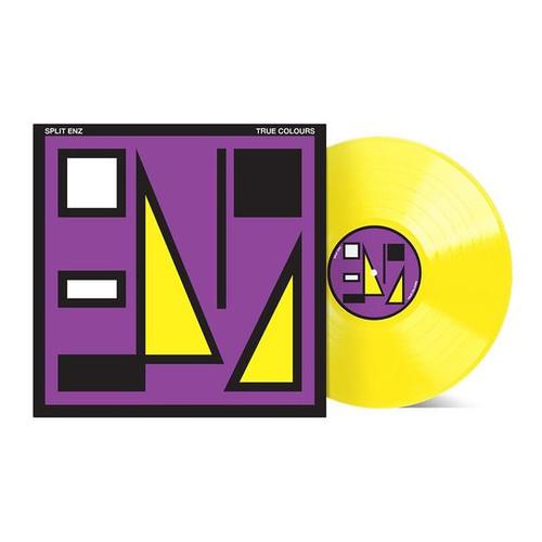 Split Enz - True Colours (LIMITED YELLOW VINYL) - LP *NEW*