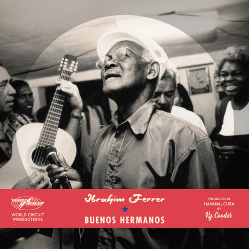 Ibrahim Ferrer - Buenos Hermanos - 2LP *NEW*