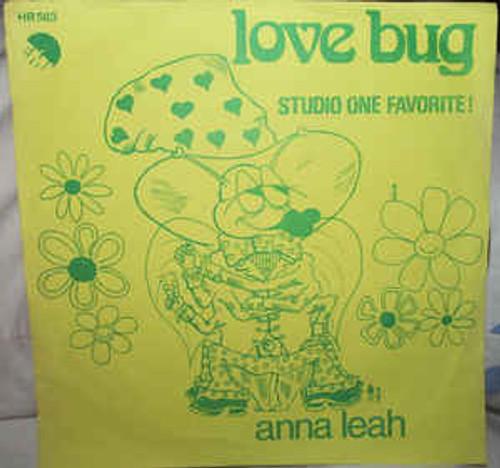 """Anna Leah – Love Bug (NZ) - 7"""" *USED*"""