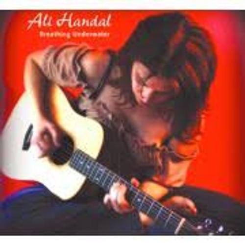 Ali Handal – Breathing Underwater - CD *NEW*
