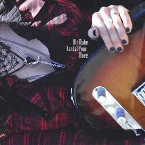 Ali Handal – Make Your Move - CD *NEW*