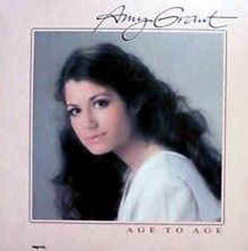 Amy Grant ‎– Age To Age - LP *USED*