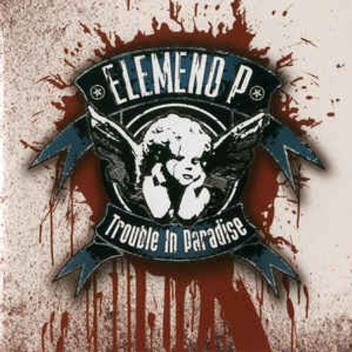 Elemeno P ‎– Trouble In Paradise - CD *USED*