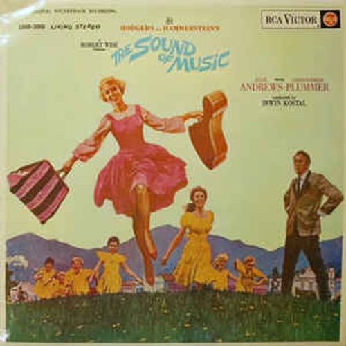 The Sound Of Music (An Original Soundtrack Recording) - Soundtrack (NZ) - LP *USED*