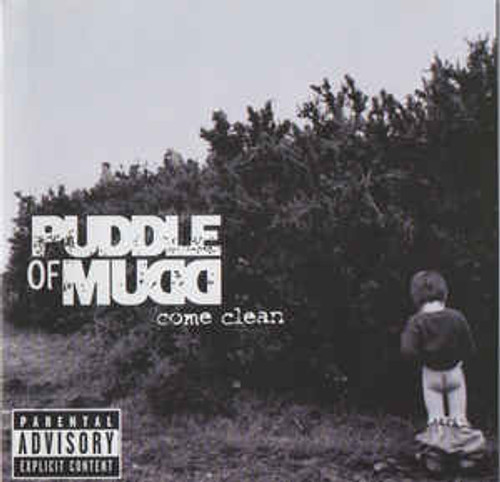 Puddle Of Mudd ‎– Come Clean - CD *NEW*