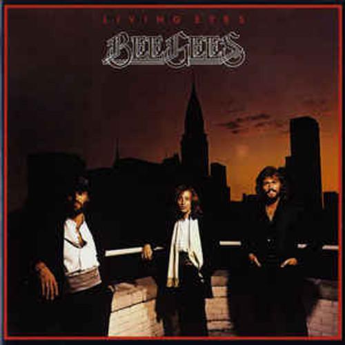 Bee Gees – Living Eyes (NZ) - LP *USED*