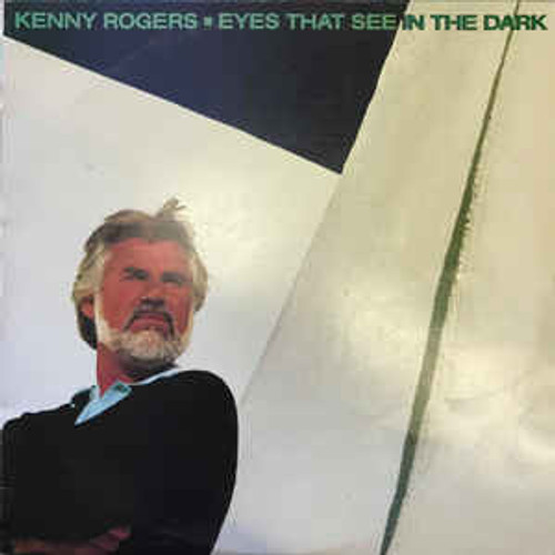 Kenny Rogers – Eyes That See In The Dark (NZ) - LP *USED*