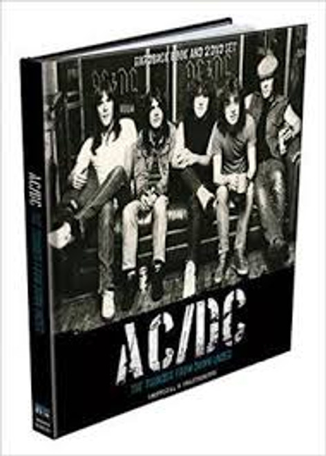 AC/DC - The Thunder from Down Under - 2DVD/BOOK *USED*