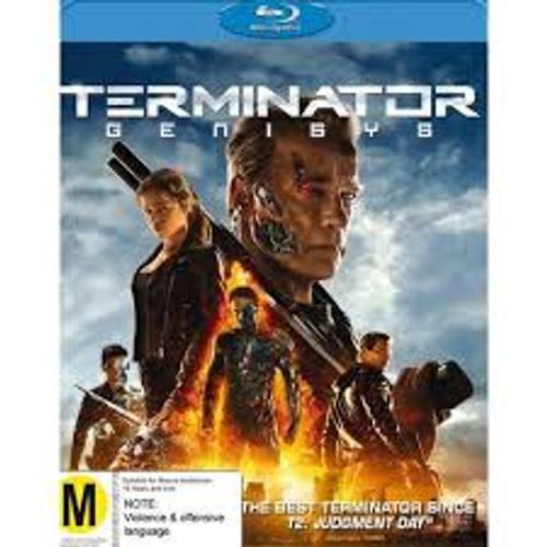 Terminator Genisys - BRD *NEW*