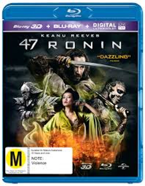 47 Ronin (Digital UV) - BRD *NEW*