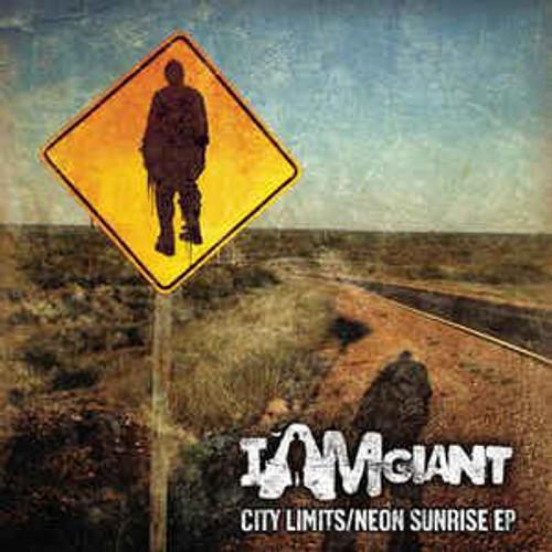 I Am Giant – City Limits/Neon Sunrise - CD/EP *USED*