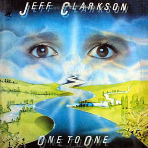 Jeff Clarkson ‎– One To One (NZ) - LP *USED*