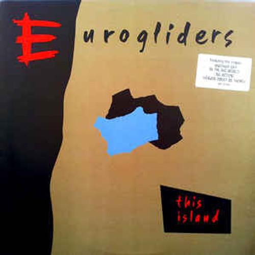 Eurogliders – This Island (NZ) - LP *USED*