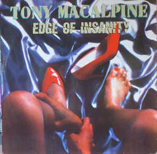 Tony MacAlpine – Edge Of Insanity (EU0 - LP *USED*