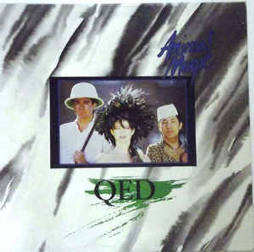 QED* – Animal Magic (NZ) - LP *USED*