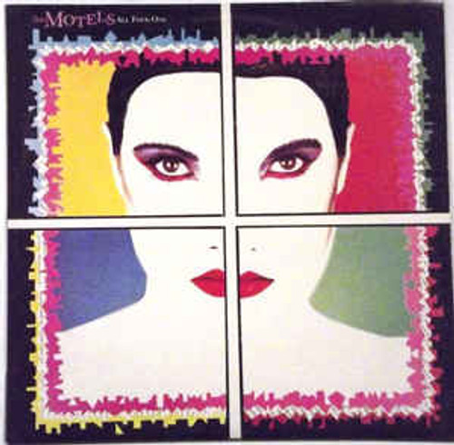 The Motels – All Four One (NZ) - LP *USED*