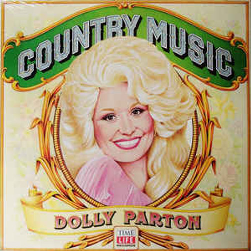 Dolly Parton – Country Music - LP *NEW*