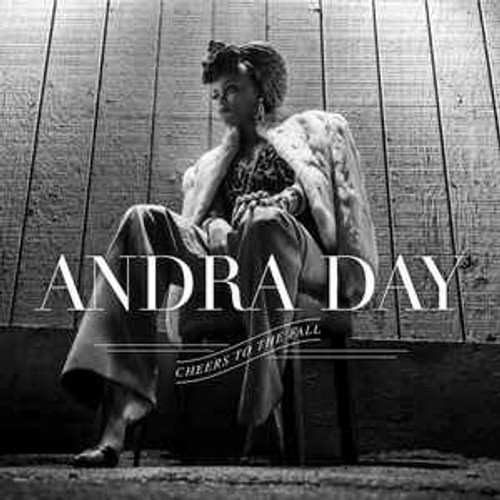 Andra Day ‎– Cheers To The Fall - CD *USED*