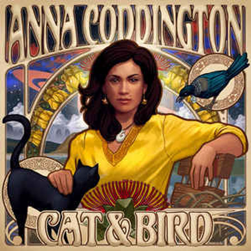 Anna Coddington – Cat & Bird - CD *USED*
