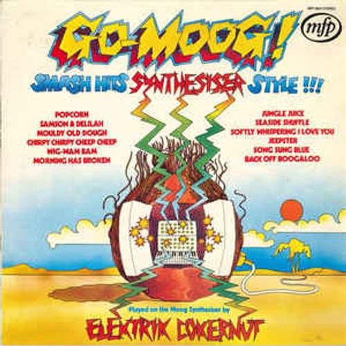 Elektrik Cokernut* – Go Moog! (NZ) - LP *USED*