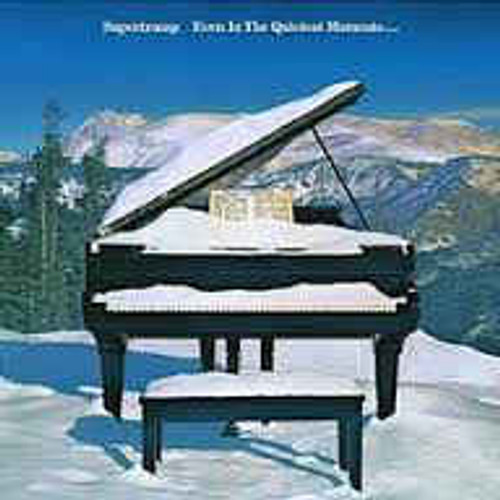 Supertramp – Even In The Quietest Moments... (AU) - LP *USED*