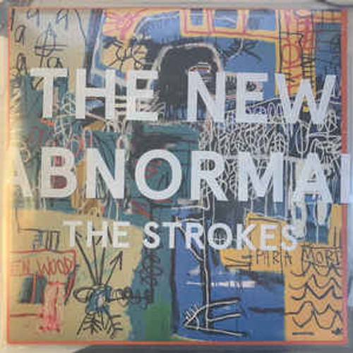The Strokes – The New Abnormal (Red Opaque)  -LP *NEW*