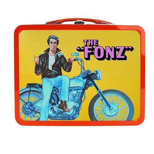 Happy Days The Fonz Tin Tote - *NEW*