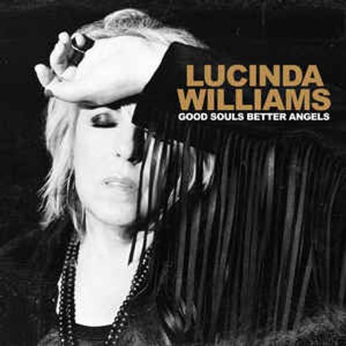 Lucinda Williams – Good Souls Better Angels - 2LP *NEW*