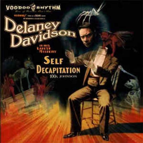 Delaney Davidson – Self Decapitation - LP/CD *NEW*