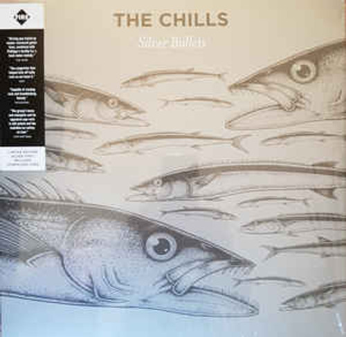 The Chills ‎– Silver Bullets (Silver Vinyl) - LP *NEW*