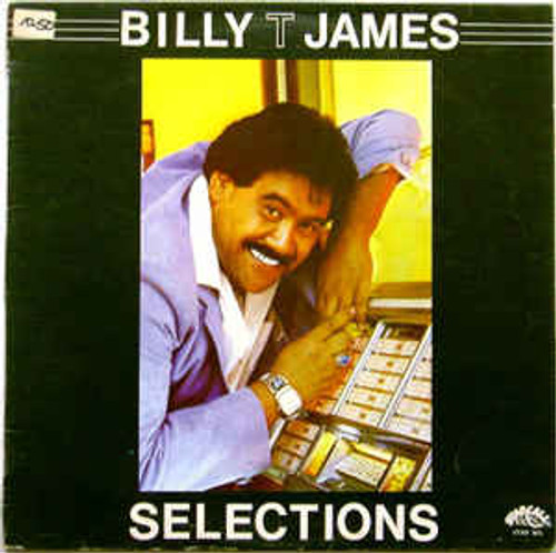 Billy T. James ‎– Selections (NZ) - LP *USED*