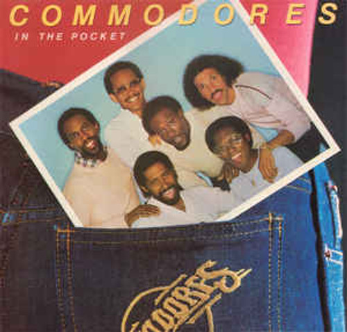 Commodores – In The Pocket (NZ) - LP *USED*