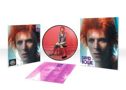 David Bowie - Space Oddity [Limited Edition Picture Disc Vinyl) - LP *NEW*