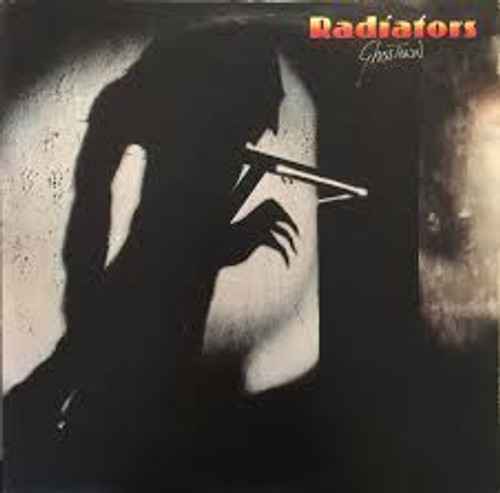 The Radiators* ‎– Ghostown: 40th Anniversary (Clear Vinyl) - 2LP *NEW*