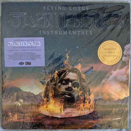 Flying Lotus – Flamagra Instrumentals (Animated Slipmat Included)) - 2LP *NEW*
