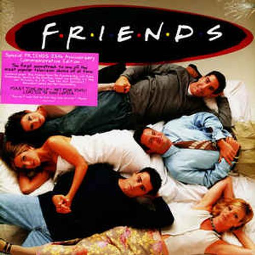 Friends (Hot Pink Vinyl)  - Soundtrack - LP *NEW*
