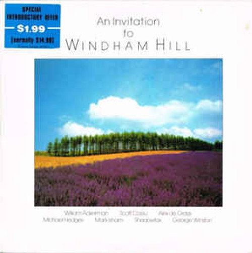 An Invitation To Windham Hill - Various (NZ) *USED*