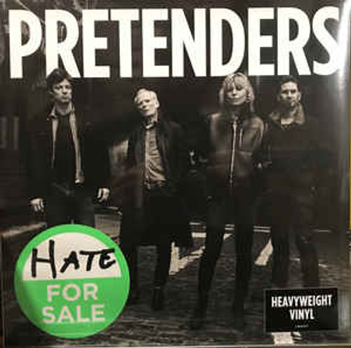 Pretenders* ‎– Hate For Sale - LP *NEW*